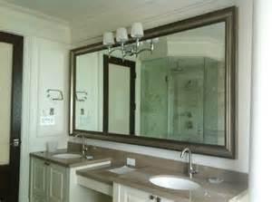Custom Framed Mirrors Islandframed